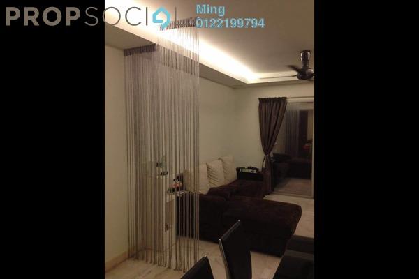 For Sale Condominium at Kenanga Apartment, Pusat Bandar Puchong Freehold Fully Furnished 3R/2B 410k