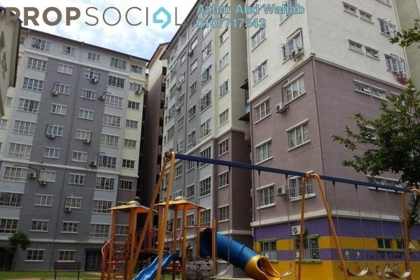 For Sale Apartment at Seksyen 5, Bangi Leasehold Unfurnished 3R/2B 270k