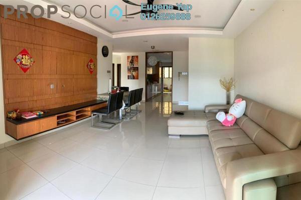 For Sale Condominium at Nadia, Desa ParkCity Freehold Semi Furnished 4R/3B 1.35m