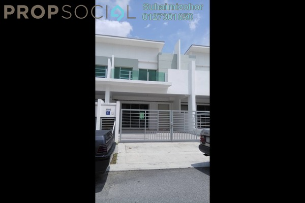 For Sale Terrace at Fellona, Bandar Sri Sendayan Freehold Unfurnished 4R/3B 480k