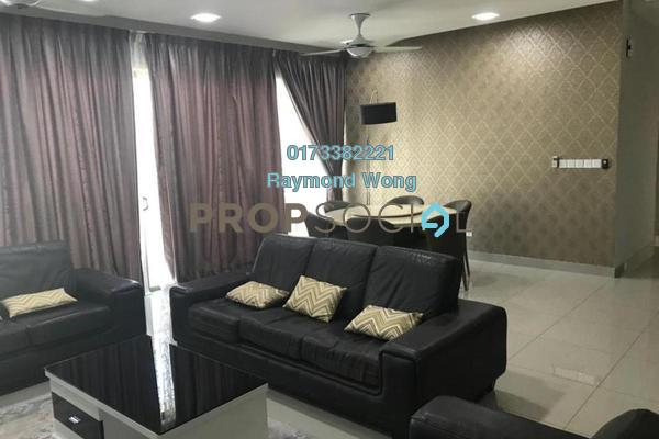For Rent Condominium at KM1, Bukit Jalil Freehold Fully Furnished 4R/4B 4k