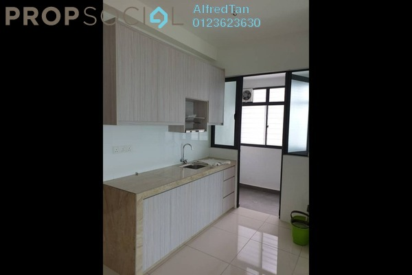 For Rent Serviced Residence at KL Traders Square, Kuala Lumpur Freehold Semi Furnished 3R/2B 1.45k