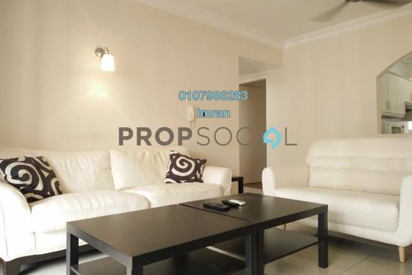 For Rent Condominium at Almaspuri, Mont Kiara Freehold Fully Furnished 3R/3B 4k