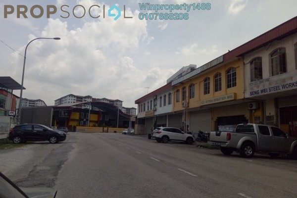 For Sale Factory at Taman Industri Subang, UEP Subang Jaya Freehold Semi Furnished 0R/0B 3.75m
