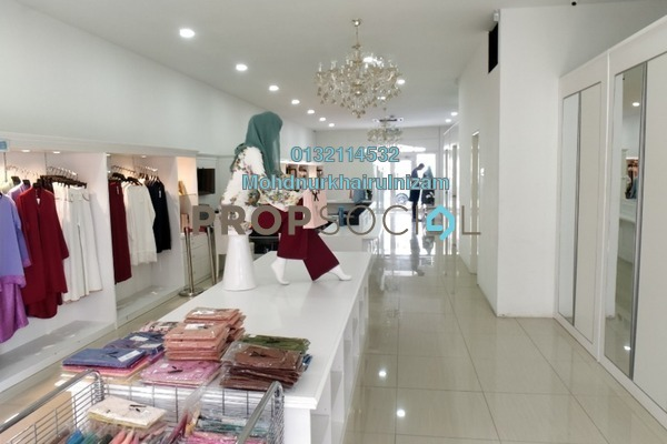 For Sale Shop at Plaza Paragon Point, Bandar Baru Bangi Freehold Unfurnished 0R/2B 1.6m