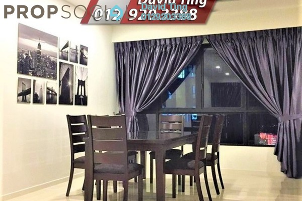 For Rent Condominium at Seri Riana Residence, Wangsa Maju Freehold Fully Furnished 3R/3B 4.3k