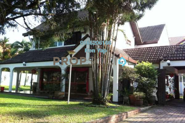 For Sale Bungalow at Taman OUG, Old Klang Road Freehold Semi Furnished 5R/3B 3.58m