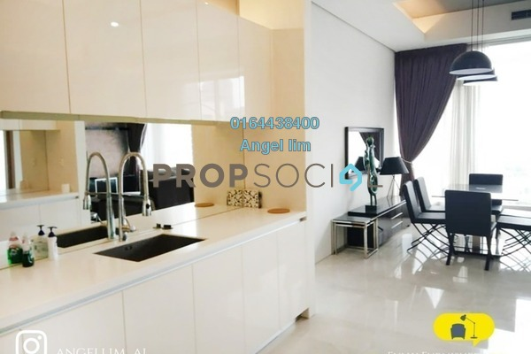 For Sale Condominium at Quadro Residences, KLCC Freehold Fully Furnished 3R/2B 1.9m