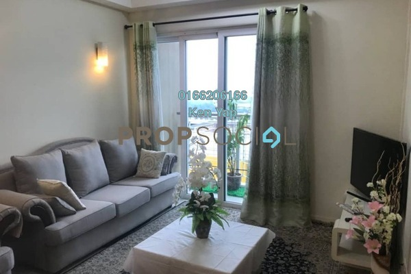 For Sale Condominium at Gaya Bangsar, Bangsar Freehold Fully Furnished 1R/1B 699k
