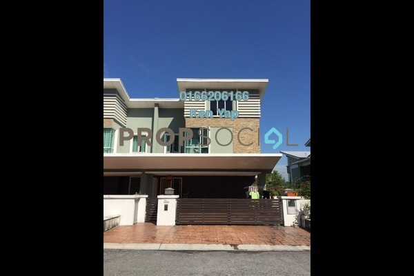 For Sale Semi-Detached at D'Boulevard, Seri Kembangan Freehold Semi Furnished 6R/6B 1.45m