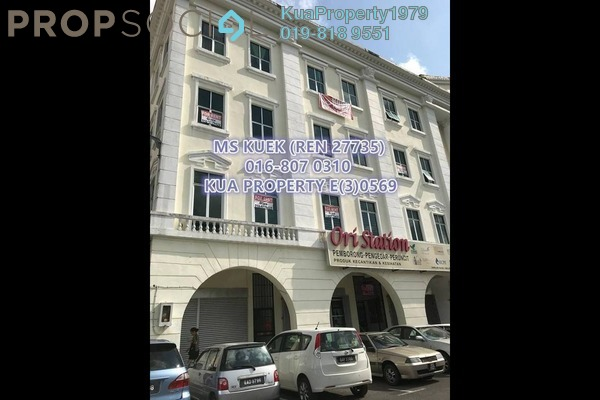 For Rent Shop at Jalan Kulas, Kuching Freehold Unfurnished 0R/0B 4k