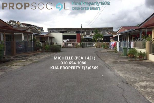 For Sale Terrace at Taman Hui Sing, Kuching Freehold Unfurnished 3R/1B 500k