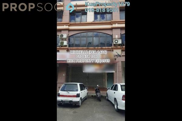 For Sale Shop at MJC Batu Kawah, Kuching Freehold Unfurnished 0R/0B 300k