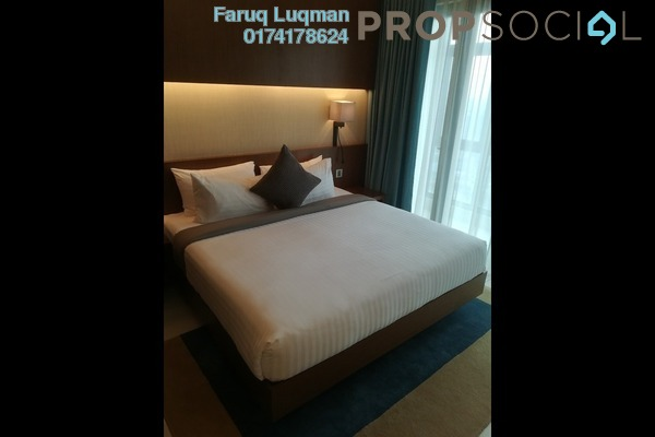 For Sale Serviced Residence at Tribeca, Bukit Bintang Freehold Fully Furnished 1R/1B 1.33m