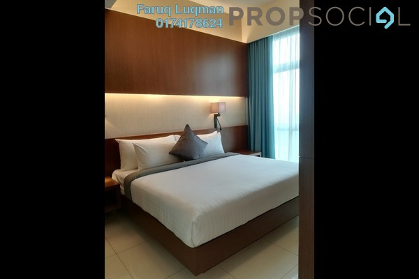 For Sale Serviced Residence at Tribeca, Bukit Bintang Freehold Fully Furnished 1R/1B 1.71m