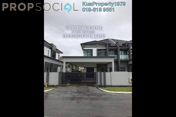 For Sale Semi-Detached at Jalan Hup Kee, Kuching Freehold Unfurnished 4R/4B 1.42m