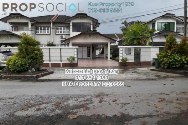 For Sale Semi-Detached at Taman Supreme, Kuching Freehold Unfurnished 4R/3B 1.1m