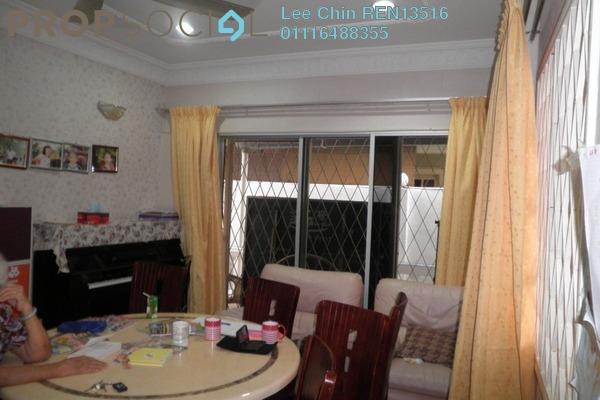 For Sale Terrace at Pandan Indah, Pandan Indah Freehold Semi Furnished 5R/3B 1.28m