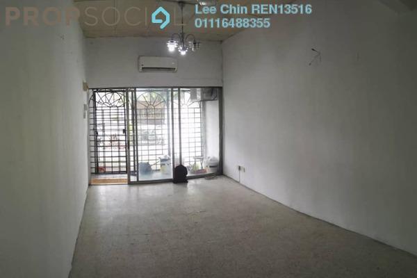 For Sale Terrace at Pandan Perdana, Pandan Indah Freehold Semi Furnished 3R/2B 508k