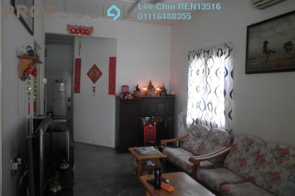 For Sale Terrace at Pandan Perdana, Pandan Indah Freehold Semi Furnished 3R/2B 708k