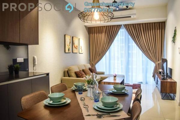 For Rent Condominium at Grand Medini, Medini Freehold Fully Furnished 1R/1B 1.8k