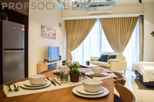 For Rent Condominium at Grand Medini, Medini Freehold Fully Furnished 0R/1B 1.3k