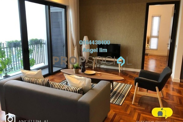 For Rent Condominium at The Mews, KLCC Freehold Fully Furnished 3R/2B 7.8k