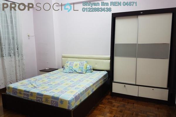 For Rent Condominium at Villa Angsana, Jalan Ipoh Freehold Semi Furnished 2R/2B 1.4k