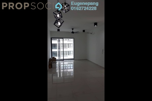For Rent Serviced Residence at D'Sara Sentral, Sungai Buloh Freehold Semi Furnished 3R/2B 2k