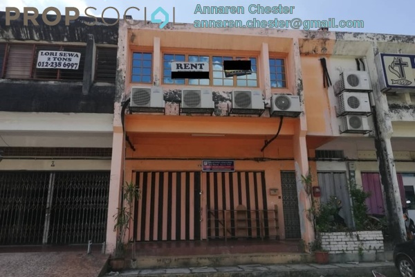 For Rent Shop at Taman Cheras, Cheras Freehold Semi Furnished 0R/0B 2k