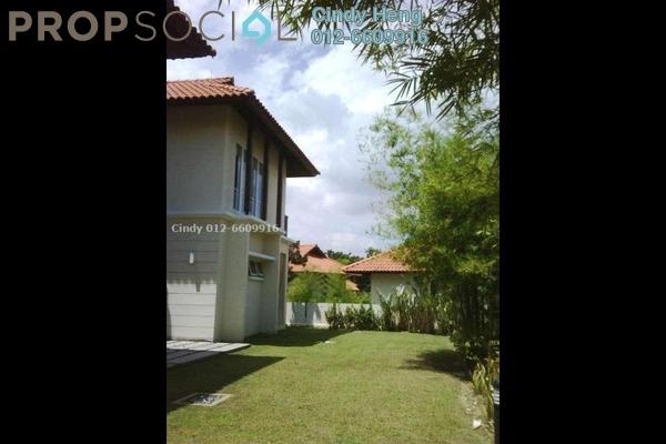 For Rent Semi-Detached at Seri Beringin, Damansara Heights Freehold Semi Furnished 4R/5B 14k