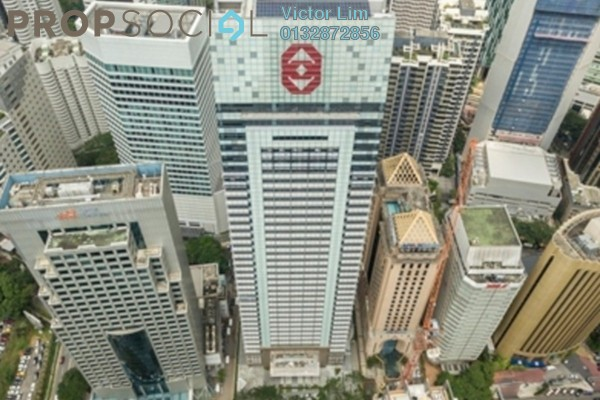 For Rent Office at Menara Public Bank 2, Kuala Lumpur Freehold Unfurnished 0R/0B 20.4k