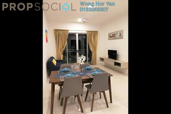 For Rent Condominium at Sunway GEO Residences, Bandar Sunway Freehold Fully Furnished 2R/2B 3k