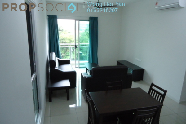 For Rent Serviced Residence at Sunway GEO Residences, Bandar Sunway Freehold Fully Furnished 2R/2B 2.8k