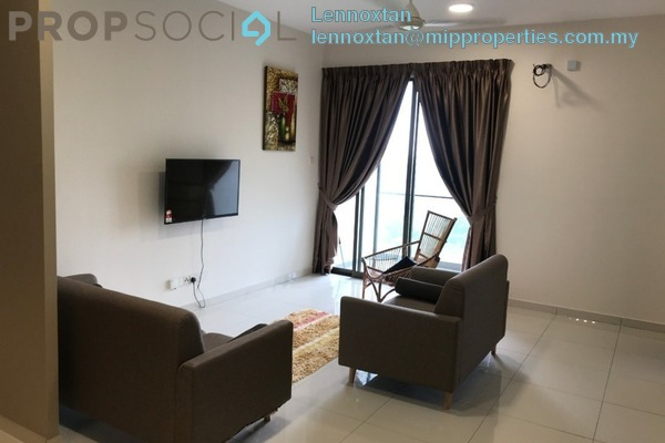 For Rent Serviced Residence at Suria Putra, Bukit Rahman Putra Freehold Fully Furnished 2R/2B 1.8k