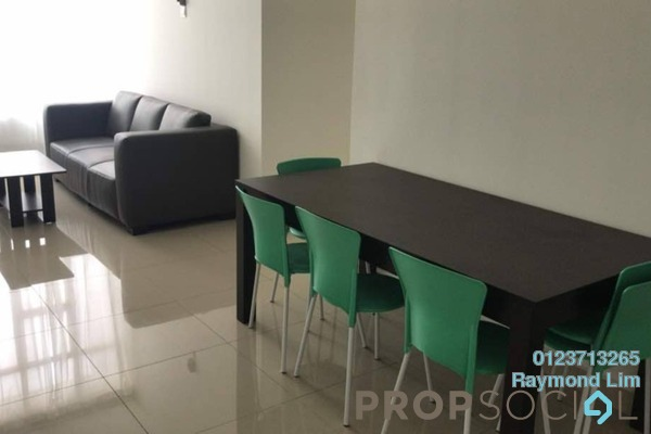 For Rent Condominium at The Arc, Cyberjaya Freehold Fully Furnished 3R/2B 1.15k