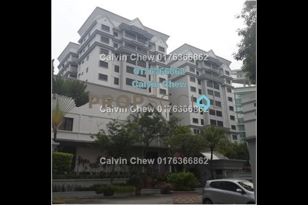For Sale Condominium at Tiara Faber, Taman Desa Freehold Unfurnished 3R/0B 450k