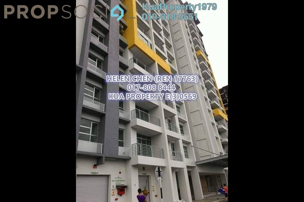 For Rent Condominium at SkyVilla Residences, Kuching Freehold Unfurnished 3R/2B 1.2k