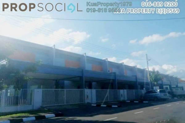 For Sale Terrace at Batu Kawa, Kuching Freehold Unfurnished 4R/1B 480k