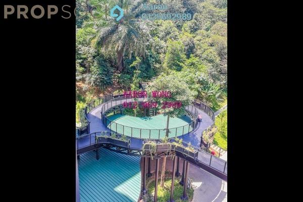 For Rent Condominium at Sutera Pines, Bandar Sungai Long Freehold Semi Furnished 3R/2B 1.5k