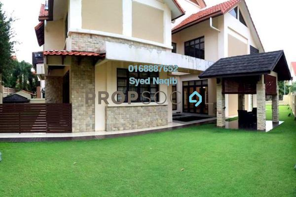 For Sale Bungalow at Bidai Residence, Bukit Jelutong Freehold Semi Furnished 5R/6B 2.8m