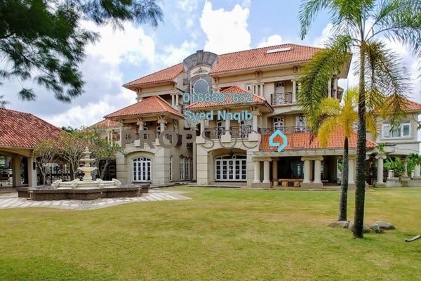 For Sale Bungalow at Bangi Golf Resort, Bandar Baru Bangi Leasehold Semi Furnished 10R/10B 7.9m