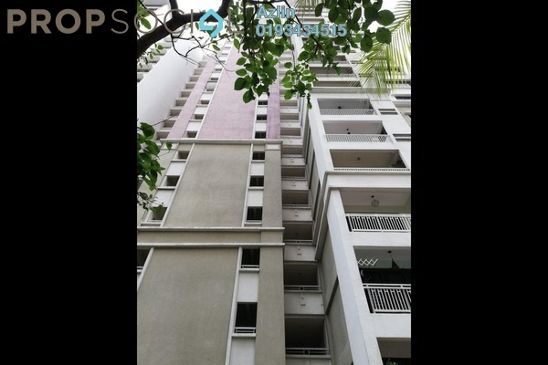 For Sale Condominium at Casa Kiara I, Mont Kiara Freehold Semi Furnished 3R/3B 788k