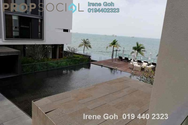 For Rent Condominium at Shorefront, Georgetown Freehold Fully Furnished 3R/5B 9k