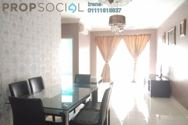 For Rent Condominium at Platinum Hill PV6, Setapak Freehold Fully Furnished 4R/2B 2.1k