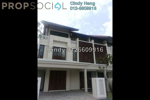 For Rent Semi-Detached at Beringin Residence, Damansara Heights Freehold Semi Furnished 5R/6B 15k