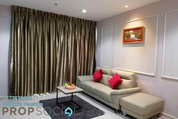 For Rent Condominium at Hyde Tower, Shah Alam Freehold Fully Furnished 2R/1B 1.6k