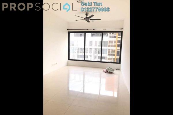 For Rent Condominium at Azelia Residence, Bandar Sri Damansara Freehold Semi Furnished 2R/2B 1.9k