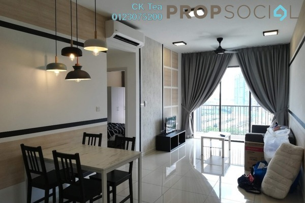 For Rent Condominium at Casa Green, Bukit Jalil Freehold Semi Furnished 3R/3B 2.1k