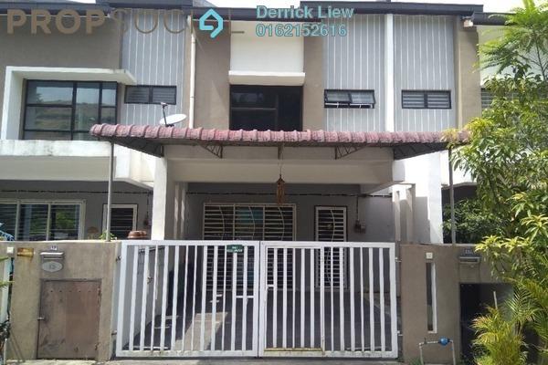 For Sale Link at Taman Harmoni, Semenyih Freehold Unfurnished 4R/3B 519k